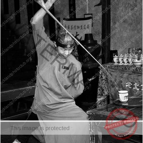 257 Andrea Swenson_People in Action SALON MONOCHROME_One Cup of Tea Coming Up_9 Award