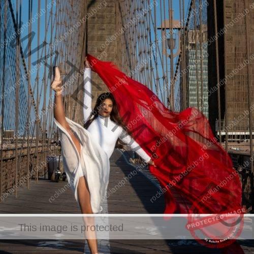 Brooklyn Ballerina - Al Rojas - 2020/2021 Image of the Year - Salon Color