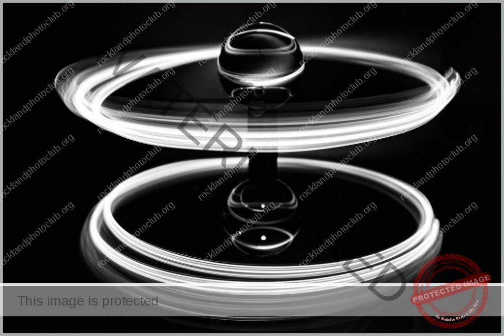 Just Spinning in the Dark - Peter Kontos - 2020/2021 Image of the Year - Beginner Monochrome