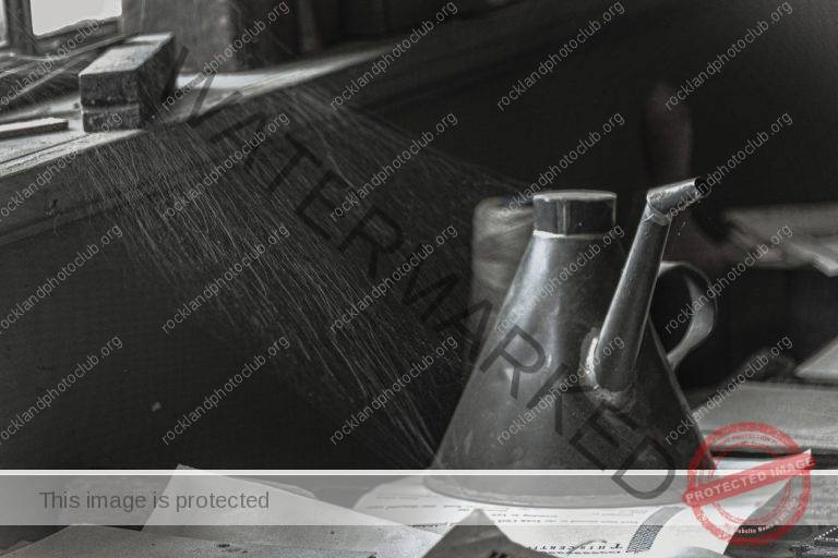 261 Peter Kontos_All Things Considered ADVANCED MONOCHROME_Forgotten Watering Can_Award