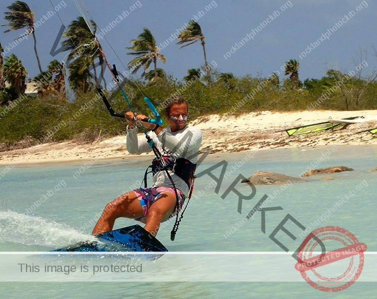 Kite Surfer - John Luongo