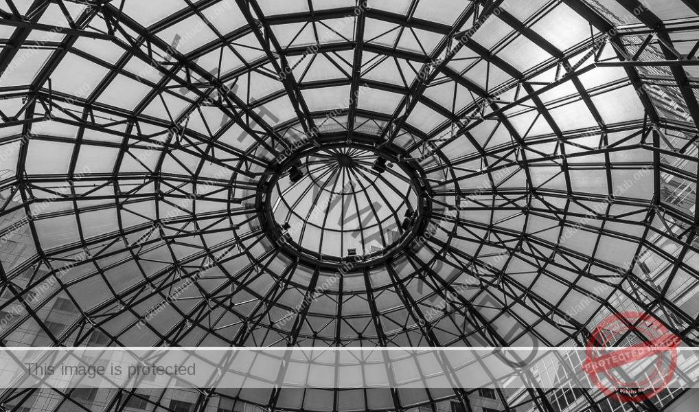 268 Veronica Yacono_Looking Up or Looking Down ADVANCED MONOCHROME_A Philly Dome_9 Award