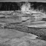 105 Pam Grafstein_Land, Sea, and Cityscapes SALON MONOCHROME_Hot Spring Pools_8 Honorable Mention