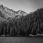 105 Pam Grafstein_Land, Sea, and Cityscapes SALON MONOCHROME_Rocky Mountain National Park_8 Honorable Mention