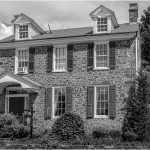 117 John Young_Architecture SALON MONOCHROME_Old Stone Colonial_8 Honorable Mention
