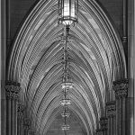123 Mike Iuzzolino_Looking Up or Looking Down SALON MONOCHROME_Cathedral Arches_8 Honorable Mention