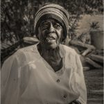 123 Mike Iuzzolino_Pictorial #2 SALON MONOCHROME_Grandmother_8 Honorable Mention