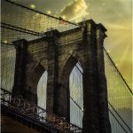 170 Craig Groth_Pictorial SALON COLOR_Old Glory on the Bridge_8 Honorable Mention