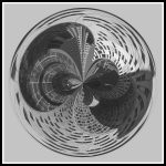 202 Debra Wallace_AbstractOpen Mind SALON MONOCHROME_Abstract Architecture_8 Honorable Mention