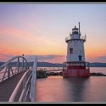 202 Debra Wallace_Architecture SALON COLOR_The Tarrytown Lighthouse at sunset_8 Honorable Mention