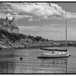 202 Debra Wallace_Land, Sea, and Cityscapes SALON MONOCHROME_Scenic view along Ocean Drive_8 Honorable Mention