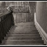 202 Debra Wallace_Looking Up or Looking Down SALON MONOCHROME_Looking down the stairs_8 Honorable Mention