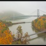 202 Debra Wallace_Pictorial #2 SALON COLOR_The Three Bridges in the Fog_8 Honorable Mention