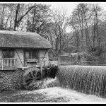 202 Debra Wallace_Pictorial #2 SALON MONOCHROME_The Dard Hunter Paper Mill House_8 Honorable Mention