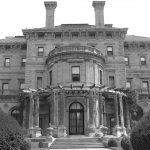 250 Joshua Wanger_Architecture BEGINNER MONOCHROME_Newport Mansion_8 Honorable Mention