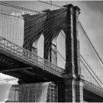 256 Jan Nazalewicz_Looking Up or Looking Down ADVANCED MONOCHROME_Brooklyn Bridge_8 Honorable Mention