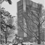 256 Jan Nazalewicz_Pictorial #2 ADVANCED MONOCHROME_Stevens Institute of Technology Campus_8 Honorable Mention