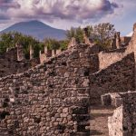 261 Peter Kontos_Land, Sea, and Cityscapes BEGINNER COLOR_Pompeii vs. Vesuvius_8 Honorable Mention