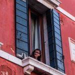 261 Peter Kontos_Looking Up or Looking Down BEGINNER COLOR_Lookg Down In Venice_8  Honorable Mention