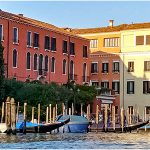 262 Linda Kontos_Land, Sea, and Cityscapes BEGINNER COLOR_Curbside Parking in Venice_8 Honorable Mention