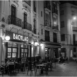 264 Ami Zohar_Land, Sea, and Cityscapes ADVANCED MONOCHROME_Seville night_8 Honorable Mention