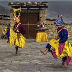 123 Mike Iuzzolino_People in Action SALON COLOR_Bhutanese Happy Dance_8 Honorable Mention