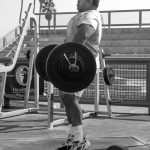 201 Lee Hoffman_People in Action ADVANCED MONOCHROME_Muscle Beach_8 Honorable Mention