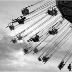 257 Andrea Swenson_People in Action SALON MONOCHROME_Round and Round We Go_8 Honorable Mention